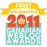 Winner Top Canadian Business Blog - 2011 Canadian Weblog Awards