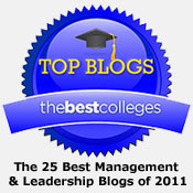 25 Best Management & Leadership Blogs of 2011