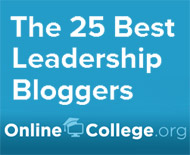 Tanveer Naseer - The 25 Best Leadership Bloggers