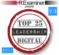 Tanveer Naseer - Rank #3 - Top 25 Online Influencers in Leadership v3 2011