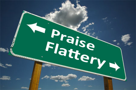 tanveer naseer 187 do you lead others through flattery or