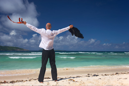 4 Reasons Why Your Boss Should Take A Vacation