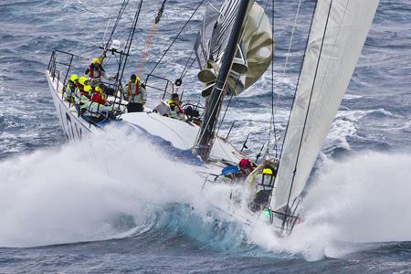 Teamwork lessons from high seas sailing team