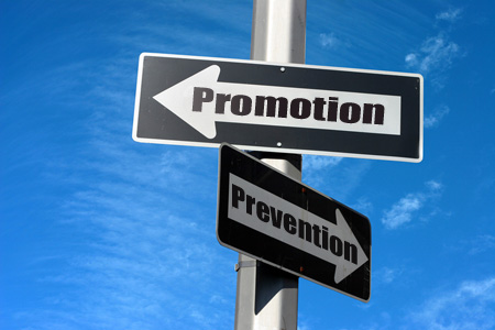 Promotion vs Prevention focus
