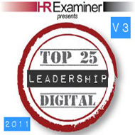 HRExamineTop 25 Influencers Leadership 2011